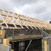Main Roof Trusses