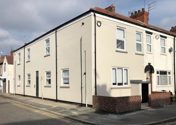Conversion 4 Self Contained Flats Cholmley Street Hull