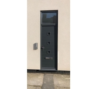 Front Door & Intercom System