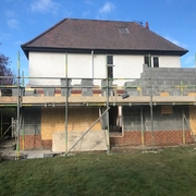 Kitchen Dayroom & Bedroom Extension With Complete Renovation Works Swanland