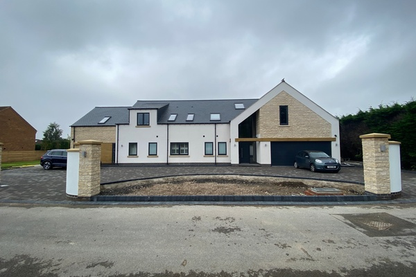New Build House North Ferriby